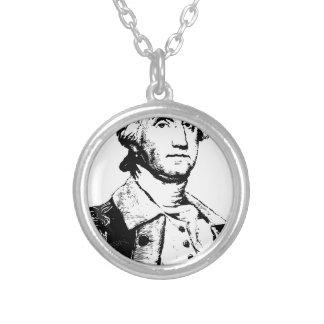 america-1297829 round pendant necklace