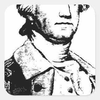 america-1297829 square sticker