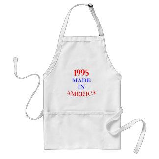 América 1995 delantal