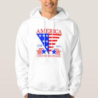 America 2 hoodie