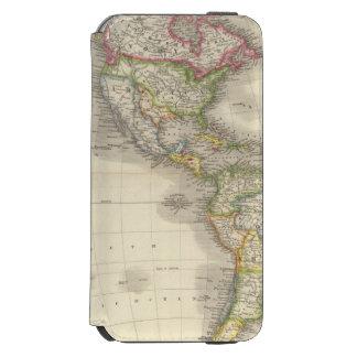America 2 iPhone 6/6s wallet case