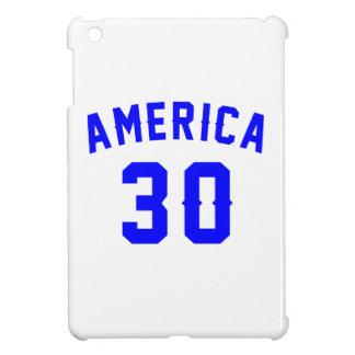 America 30 Birthday Designs iPad Mini Covers