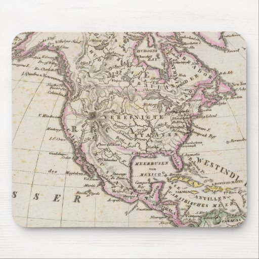 America 3 mouse pad
