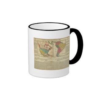América 3 tazas de café