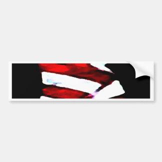 America 4th of July Celebrations Patriotic Designs Bumper Sticker
