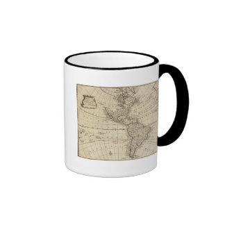América 6 taza de café