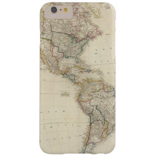 America 7 barely there iPhone 6 plus case