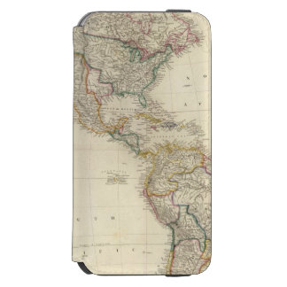 America 7 iPhone 6/6s wallet case