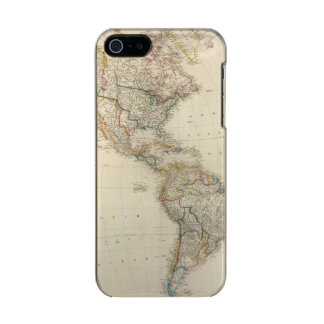 America 7 metallic phone case for iPhone SE/5/5s