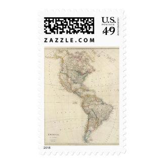 América 7 sello