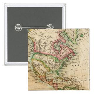 América 8 pin cuadrado