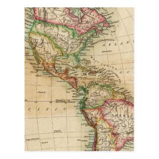 América 8 postal