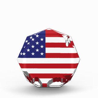 america acrylic award
