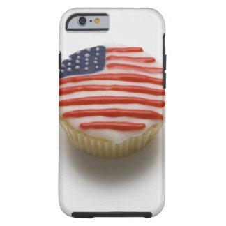 América, americano, barras y estrellas, hada funda de iPhone 6 tough