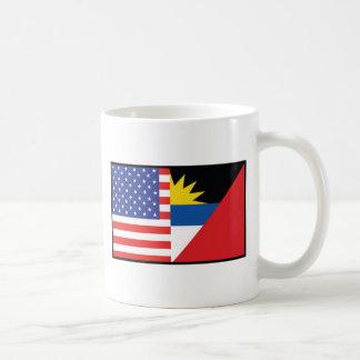 America Antiqua Barbuda Coffee Mug
