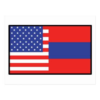 América Armenia Postal