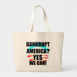¿América arruinada? Bolsas De Mano