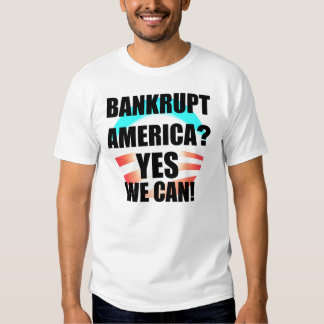 ¿América arruinada? ¡Podemos sí! Camisas