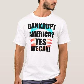 ¿América arruinada? ¡Podemos sí! Playera