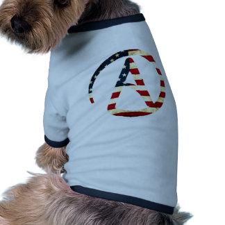 América atea ropa perro