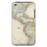 America Atlas Map iPod Touch Case