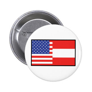 America Austria Pins