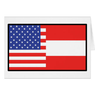América Austria Tarjeta De Felicitación