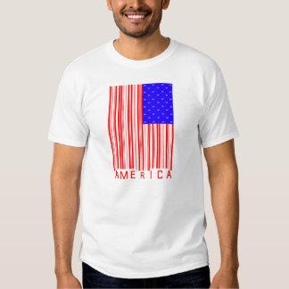 America Barcode Shirt