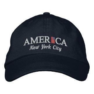 America Baseball Cap - New York City