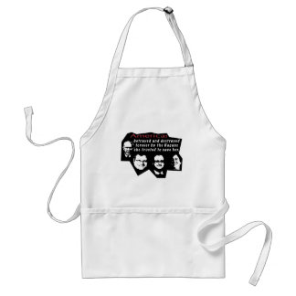 America betrayed and destroyed adult apron