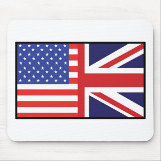 America Britain Mouse Pads