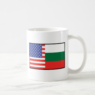 America Bulgaria Coffee Mug