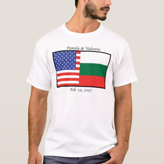 america_bulgaria_pam T-Shirt