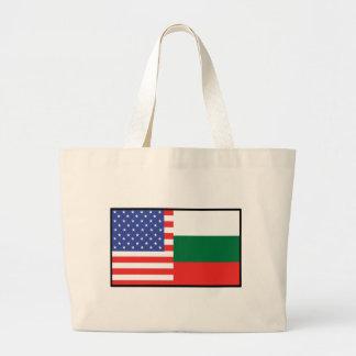 America Bulgaria Tote Bag