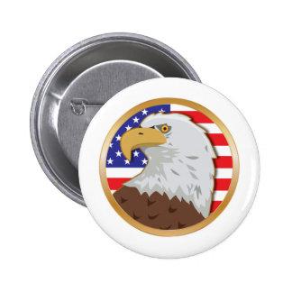 America Button