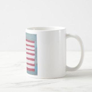 """""""America""""  by Jennifer Shelton Coffee Mug"""