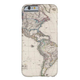 America by Stieler Barely There iPhone 6 Case
