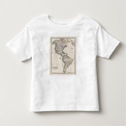 America by Stieler T Shirt