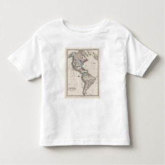 America by Stieler Toddler T-shirt