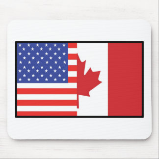 America Canada Mouse Mats