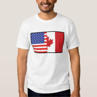 América Canadá Playeras