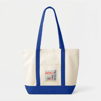 America Canvas Bag