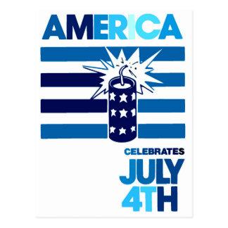 América - celebración - sombra azul