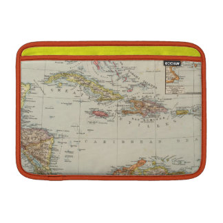 America Central 2 Fundas Macbook Air