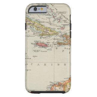 America Central 2 Funda Para iPhone 6 Tough