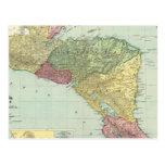 America Central 2 Tarjetas Postales