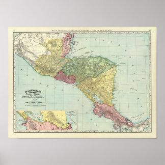 America Central 3 Impresiones