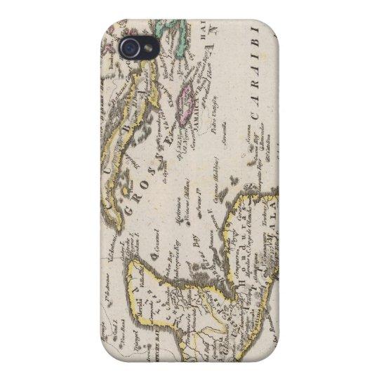 America Central 6 iPhone 4 Carcasa