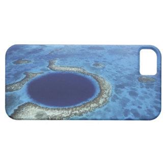AMERICA CENTRAL, Belice, arrecifes de coral Funda Para iPhone 5 Barely There