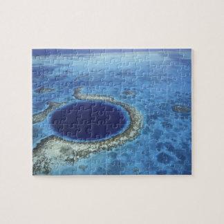 AMERICA CENTRAL, Belice, arrecifes de coral grande Puzzle Con Fotos
